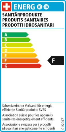 EnergieEtikette F - 2011