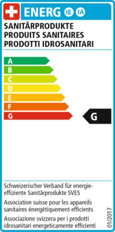 EnergieEtikette G - 2011
