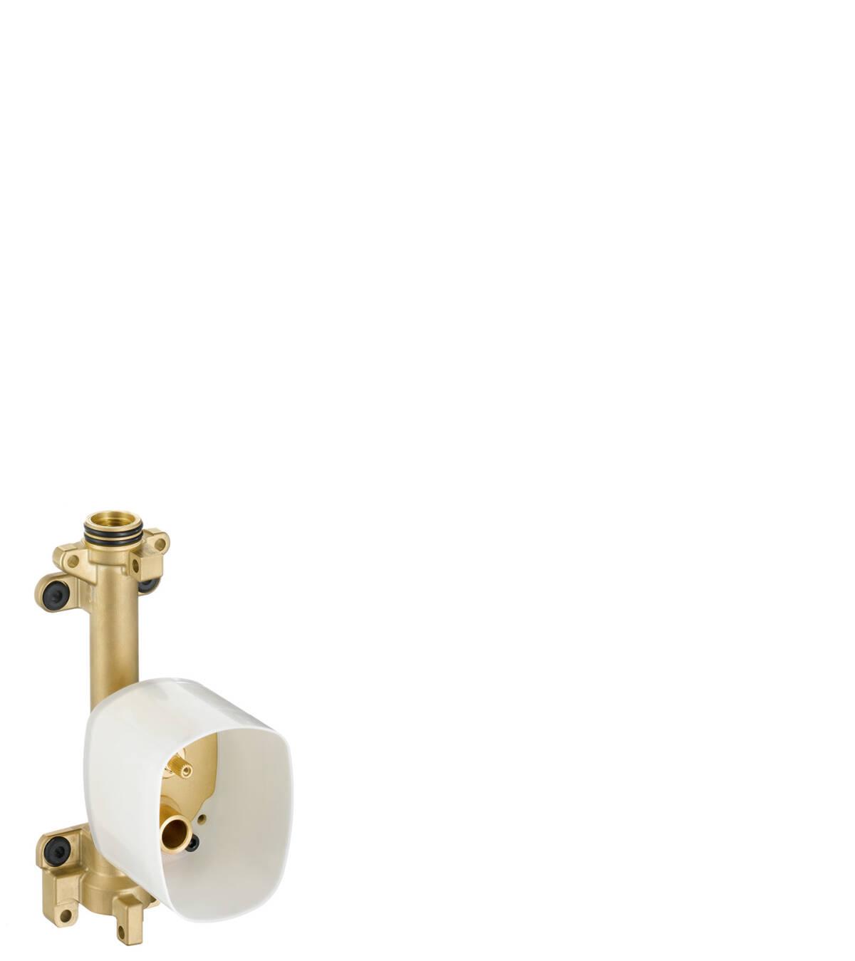 Basic set for hand shower module 120/120 for concealed installation, n.a., 10650181