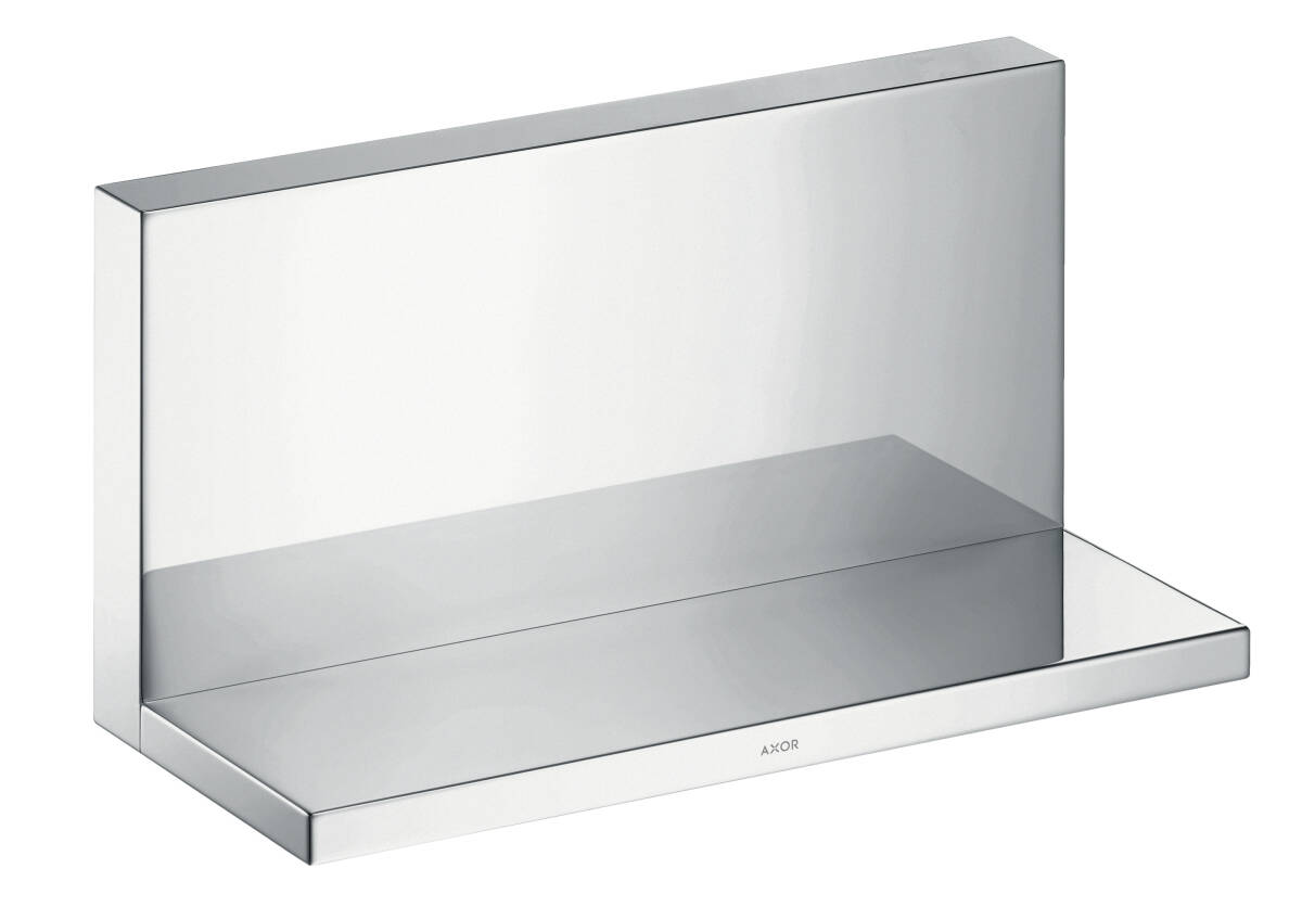 Shelf 240/120, Chrome, 40873000