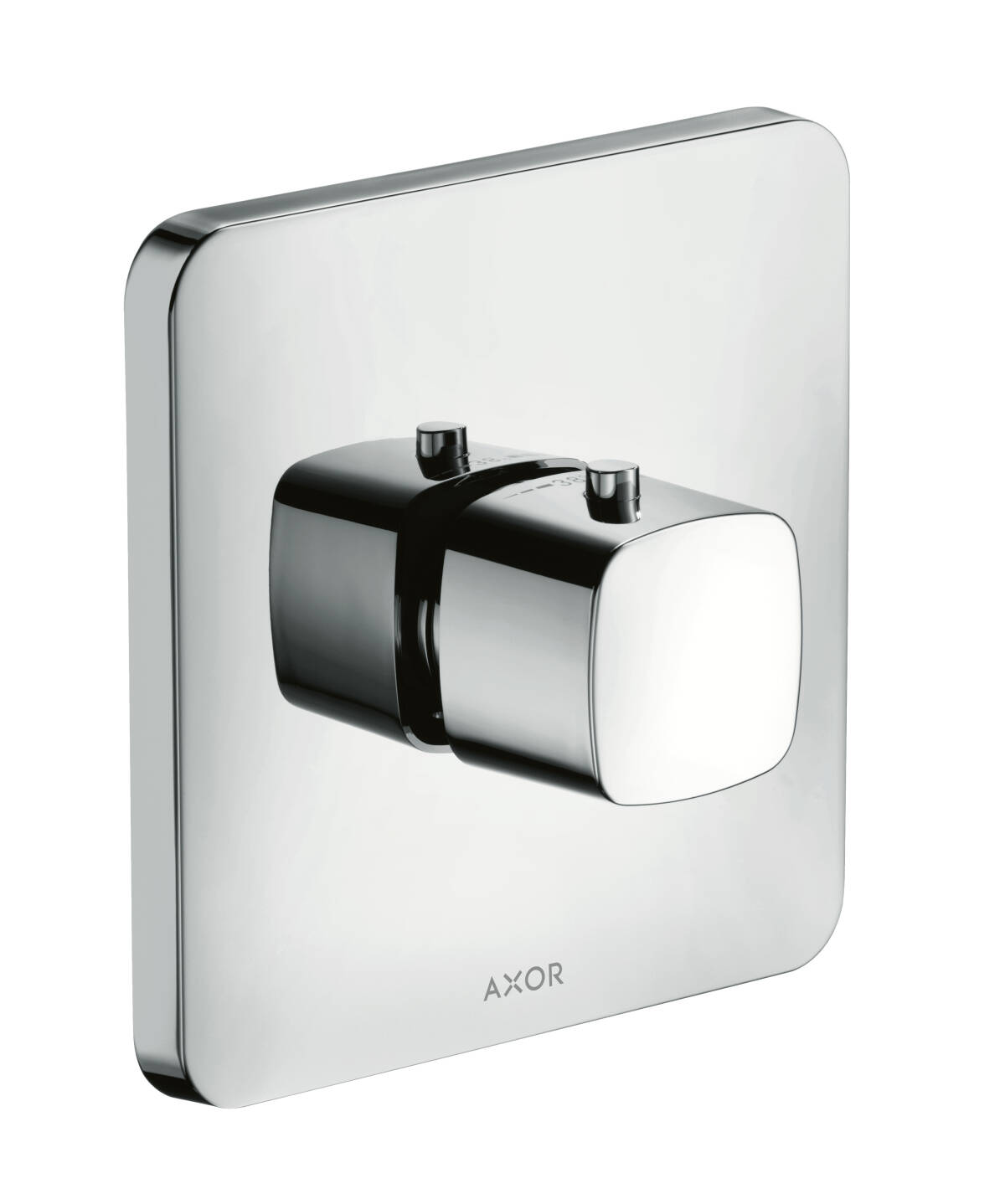 Thermostatic mixer highflow 59 l/min for concealed installation, Polished Gold Optic, 11731990