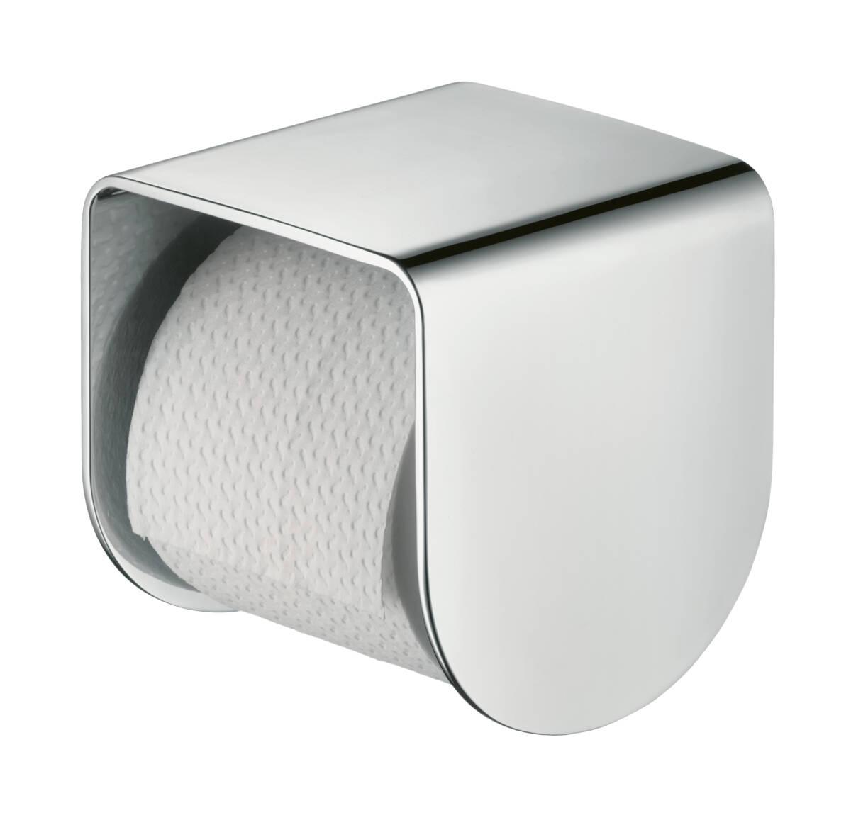Roll holder, Polished Bronze, 42436130