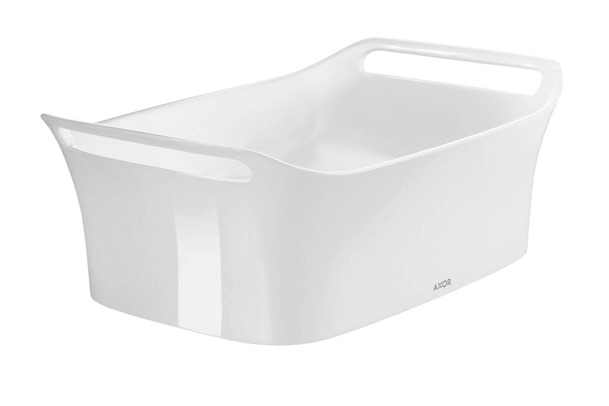 Wash bowl 624/408, White, 11300000