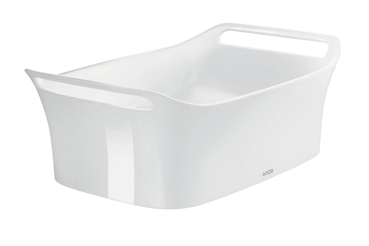 Waschschüssel 624/408, Weiß, 11300000