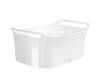 Wash basin 624/399 wall-mounted