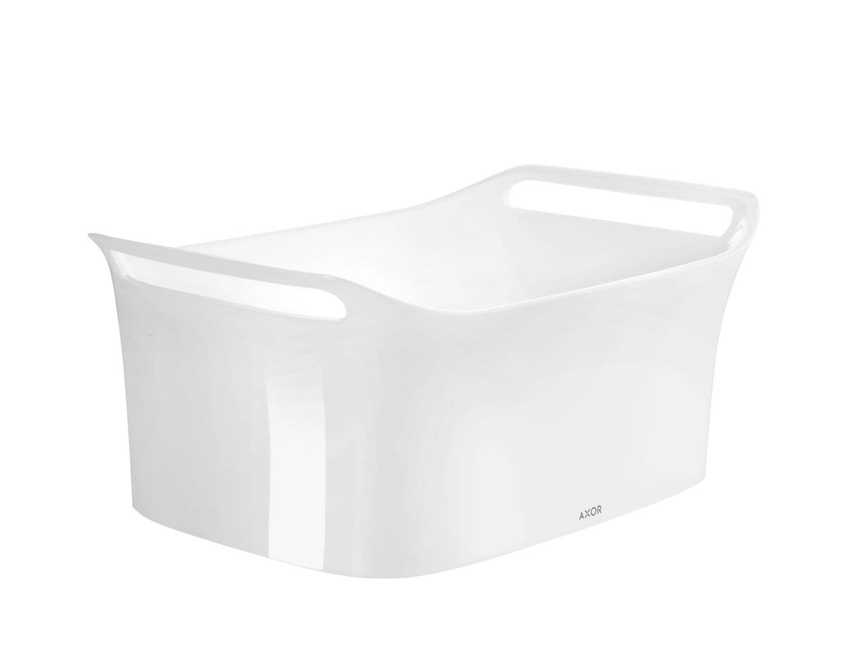 Wash basin 624/399 wall-mounted, White, 11302000