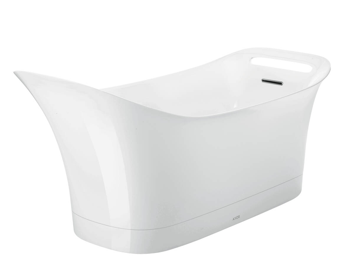 Bath tub 1,800/600, Alpinwhite, 11440000