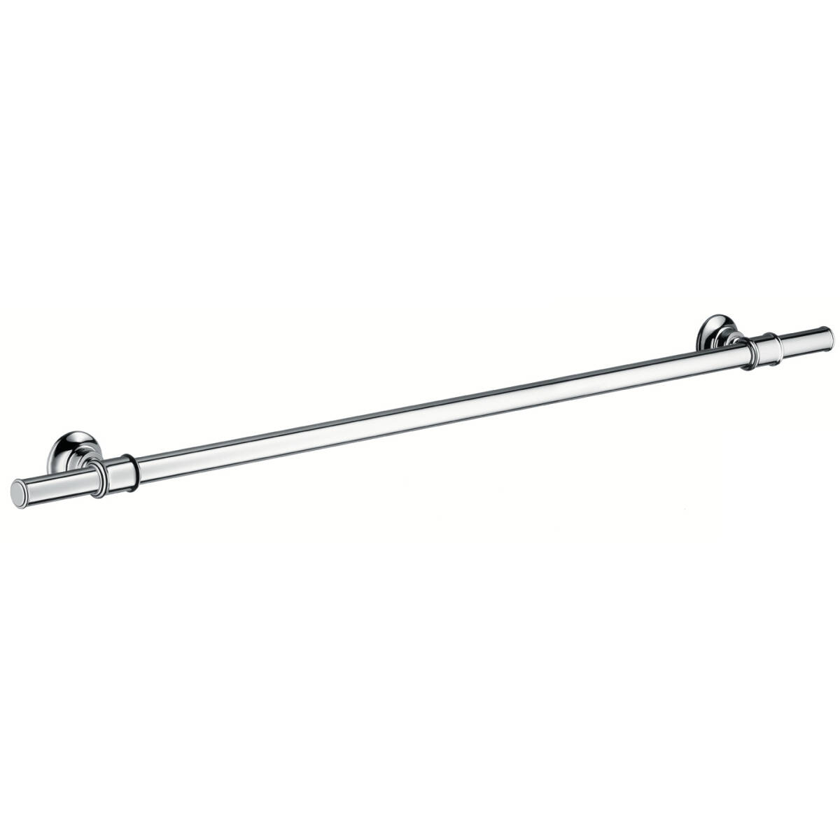 Bath towel rail 800 mm, Brushed Bronze, 42080140