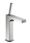 Single lever basin mixer 160 without pull-rod
