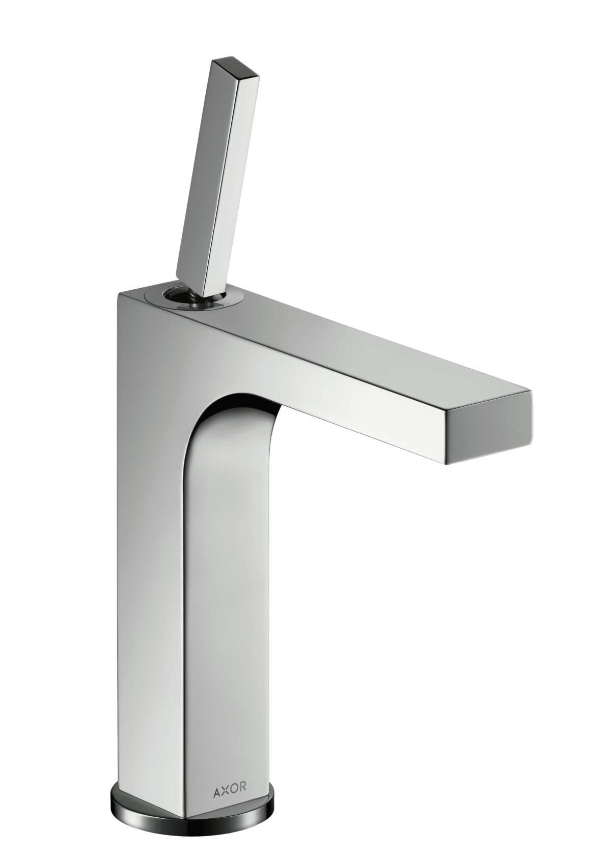 Einhebel-Waschtischmischer 160 mit Zugstangen-Ablaufgarnitur, chrom, 39031000