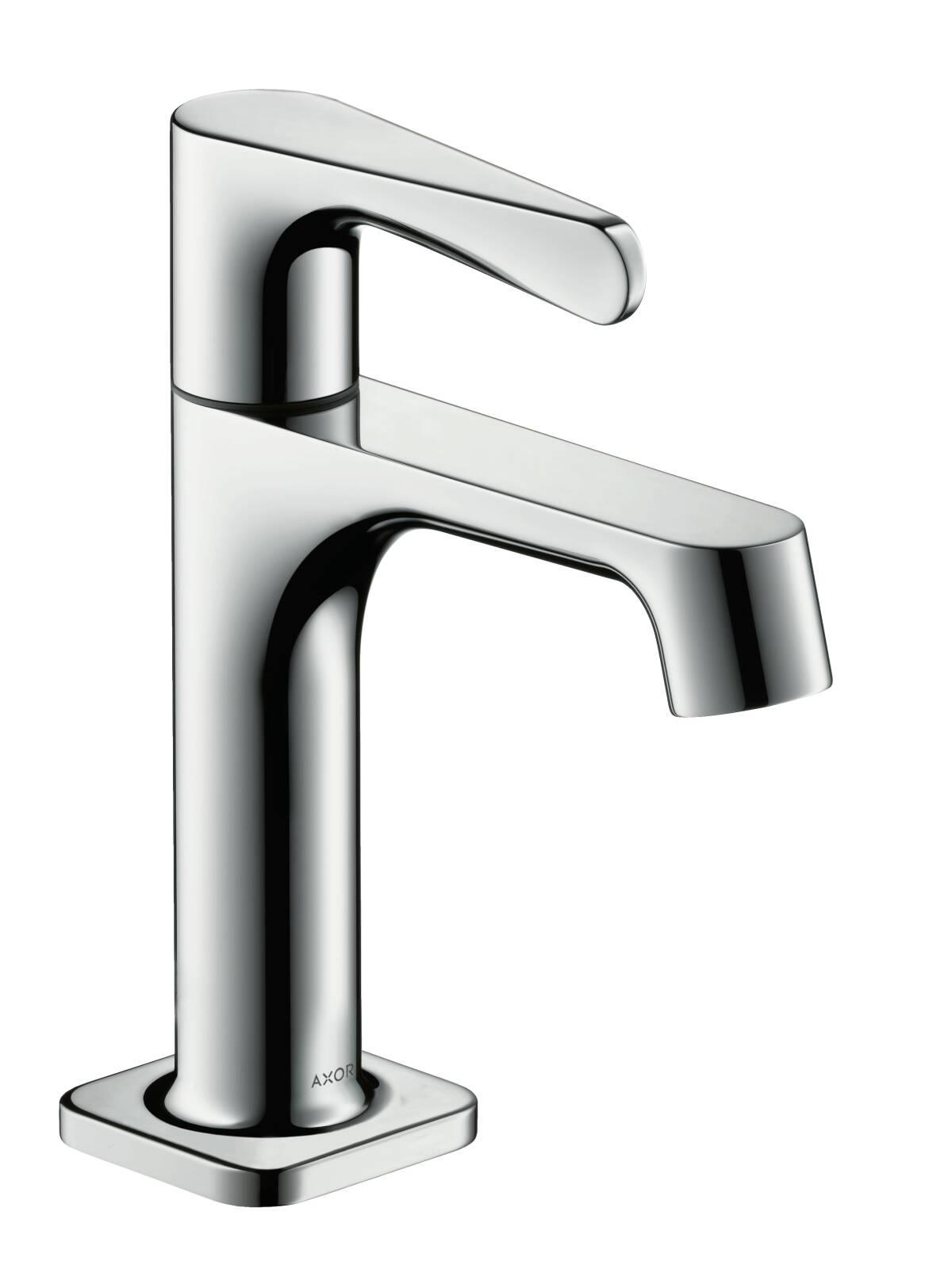 Pillar tap 90 without waste set, Polished Brass, 34130930