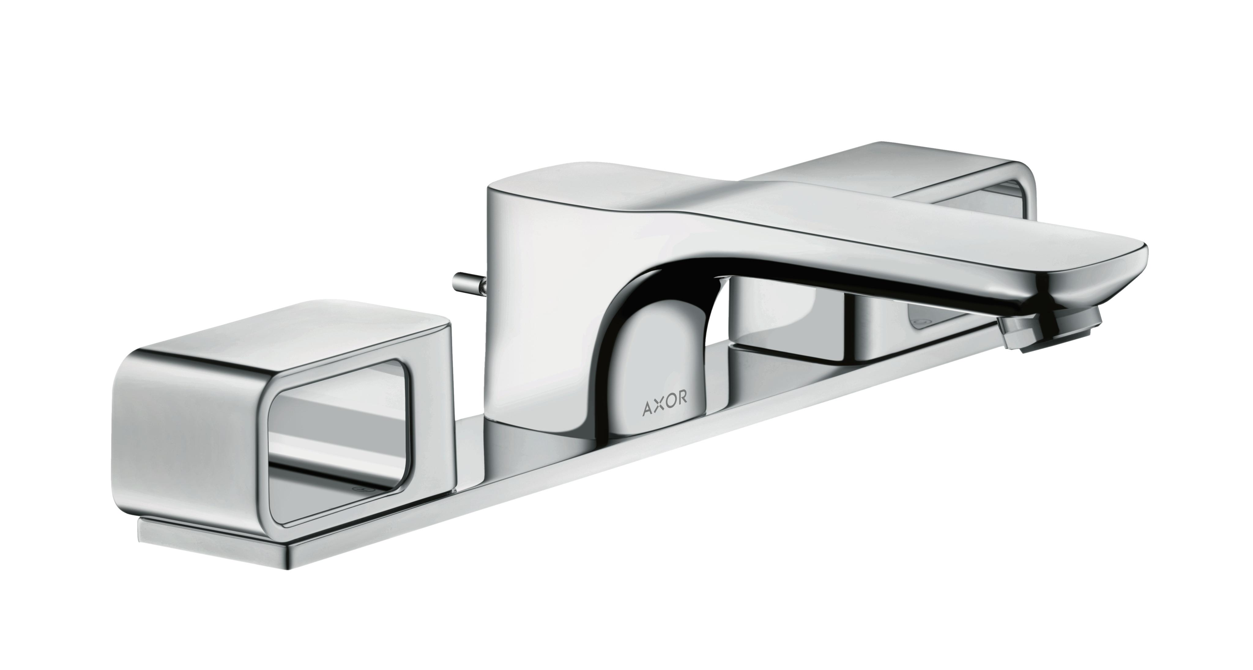 axor urquiola waschtischmischer chrom 11040000. Black Bedroom Furniture Sets. Home Design Ideas