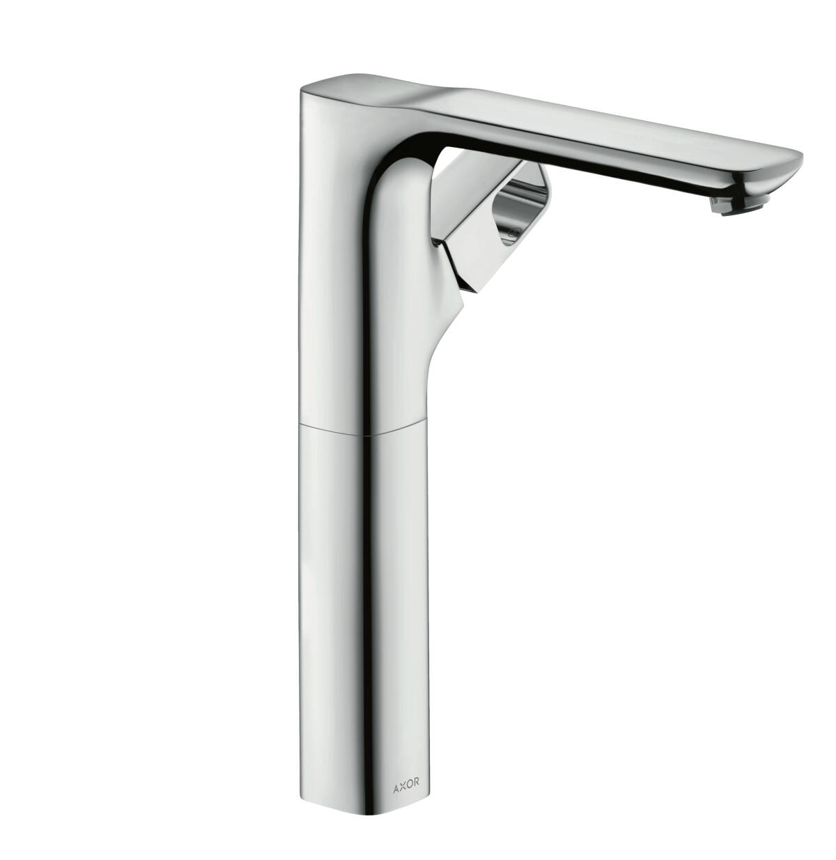 Single lever basin mixer 280 for washbowls with waste set, Chrome, 11035000