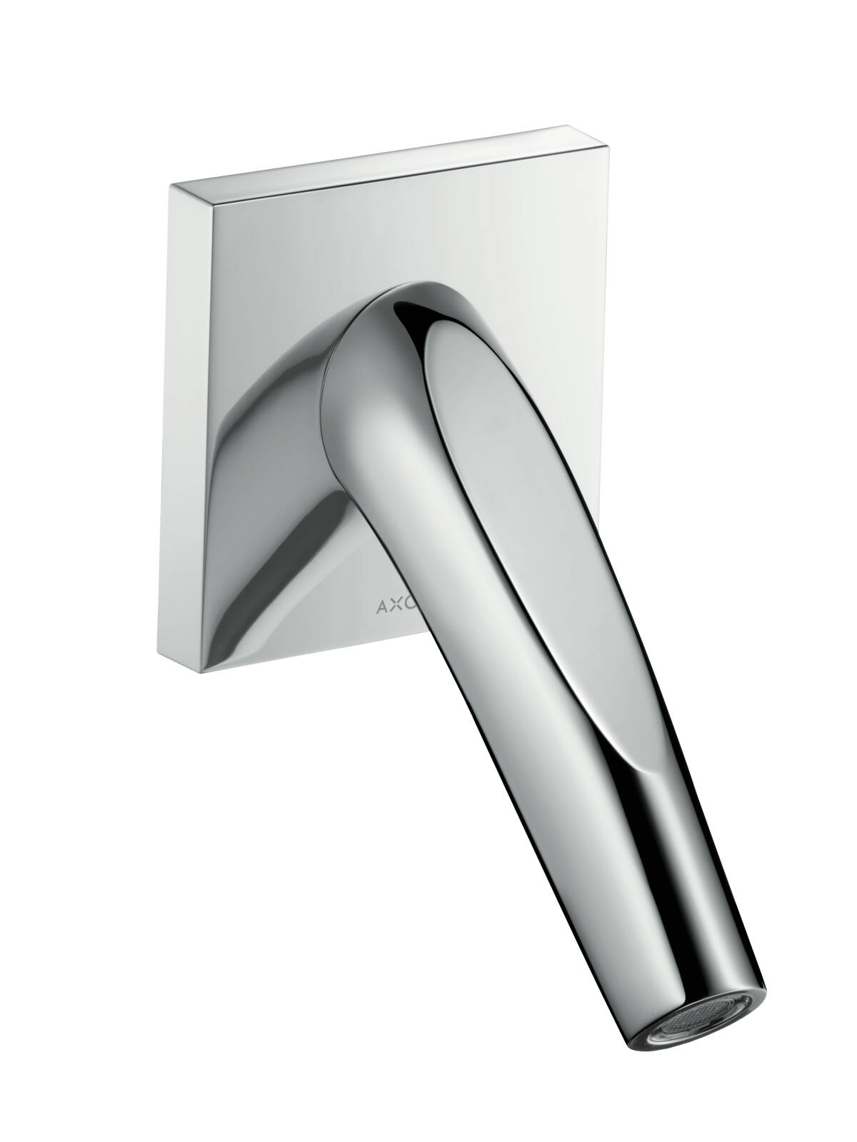 Bath spout, chrome, 12417000