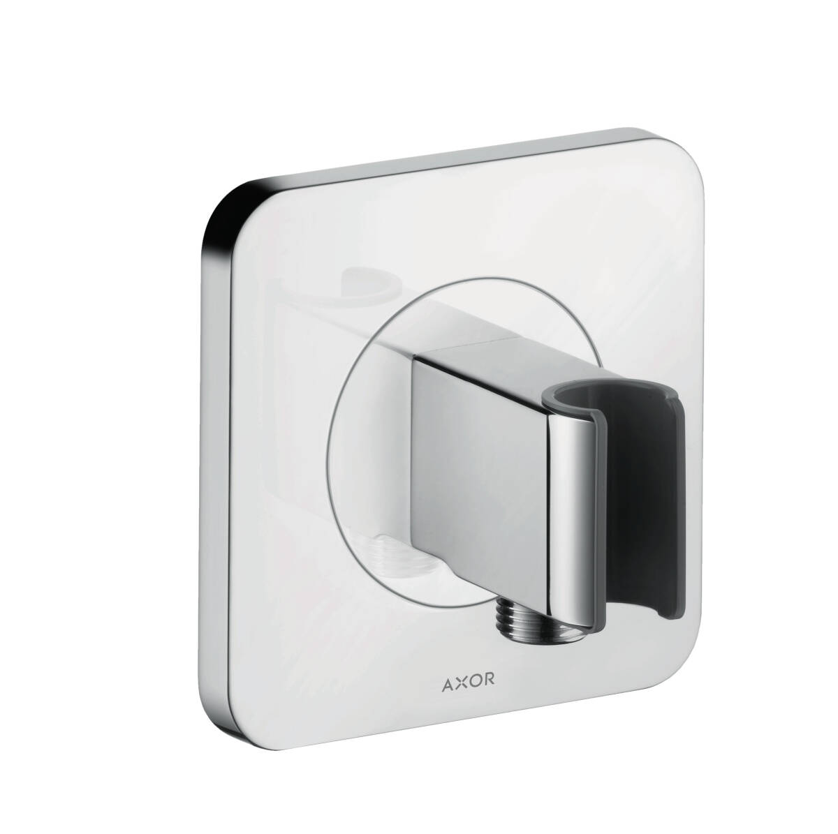 Porter unit 120/120 softcube, Brushed Chrome, 36724260