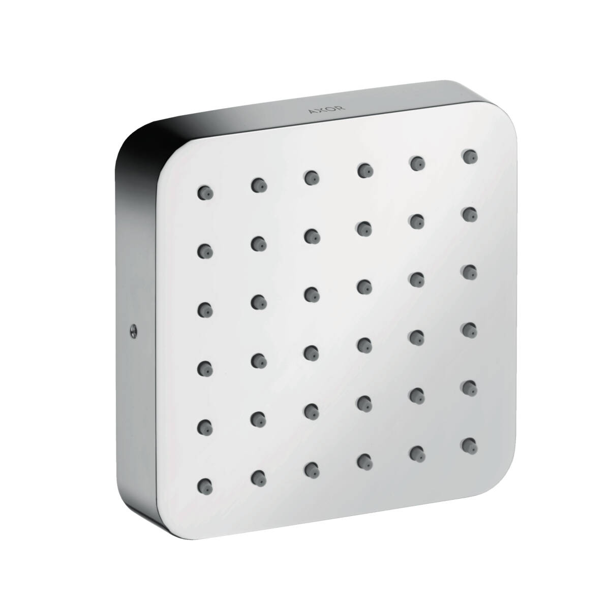Shower module 120/120 Softcube for concealed installation, Brushed Bronze, 36822140