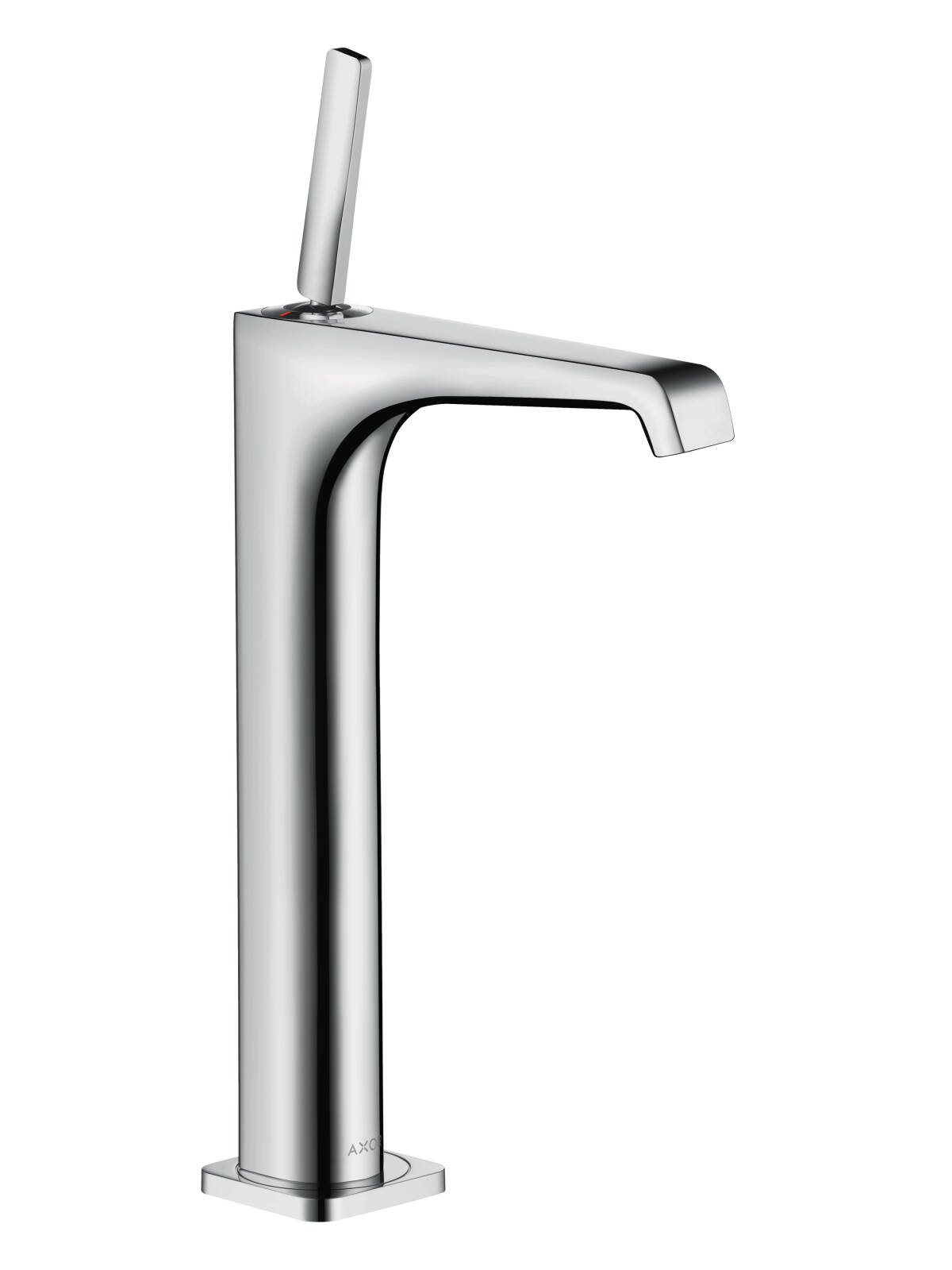 Single lever basin mixer 250 without pull-rod for wash bowls, Chrome, 36104000