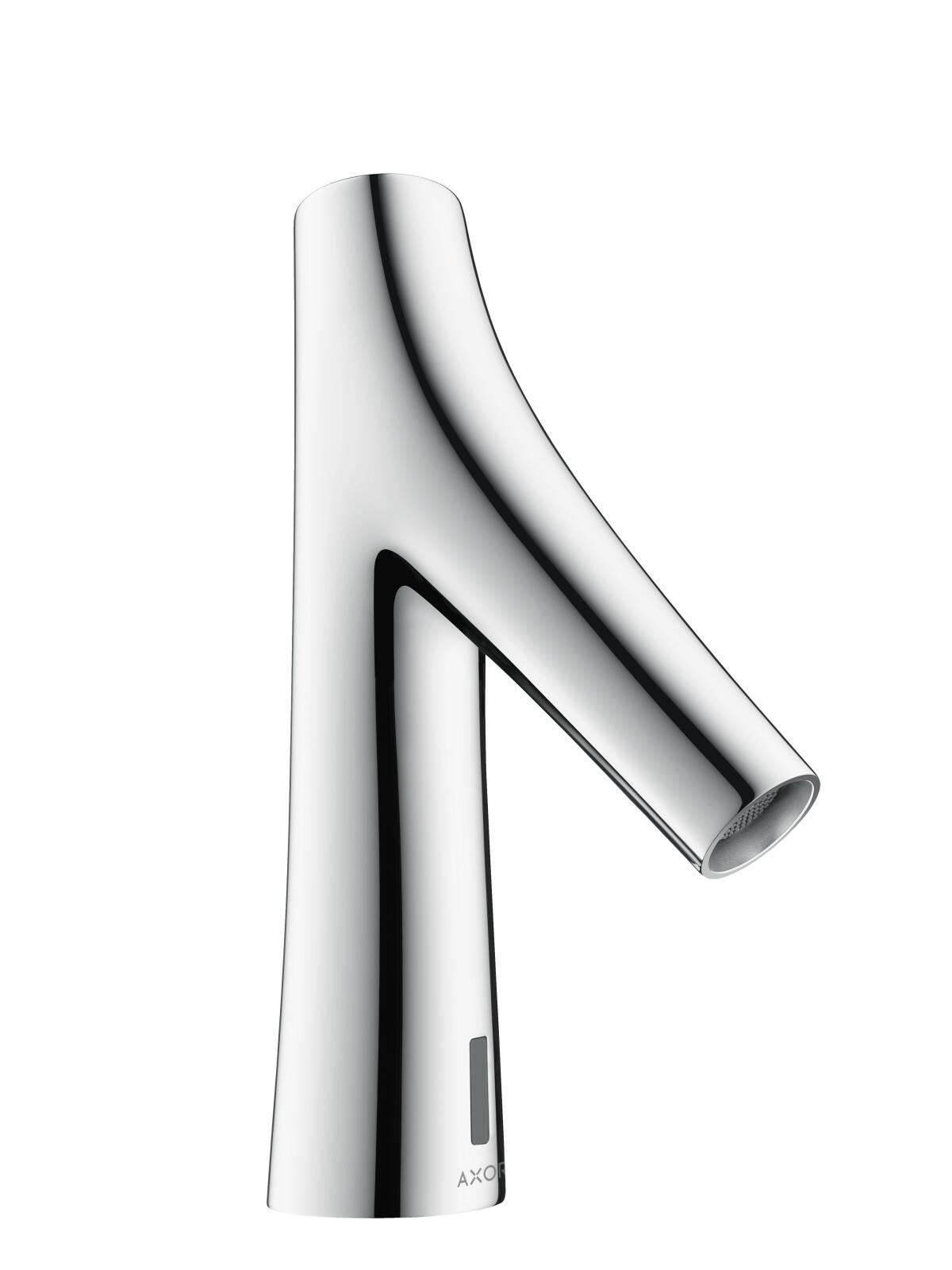 Mezclador electrónico de lavabo, cromo, 12174000