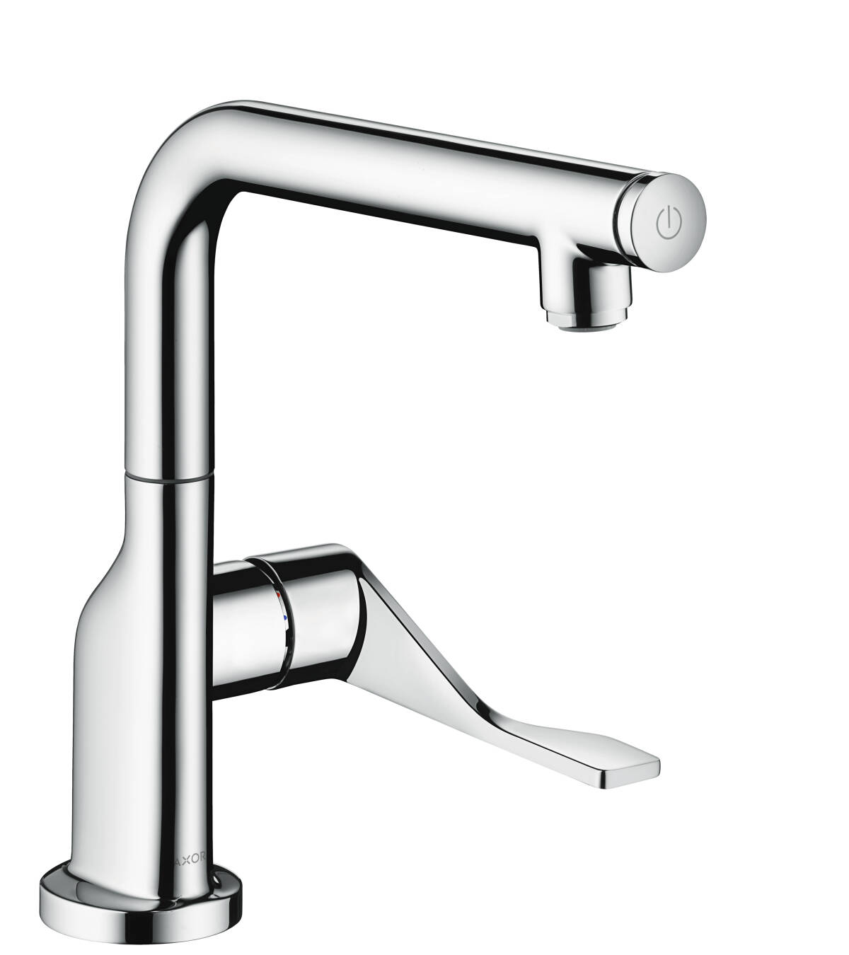 Single lever kitchen mixer Select 230 with swivel spout, Chrome, 39860000
