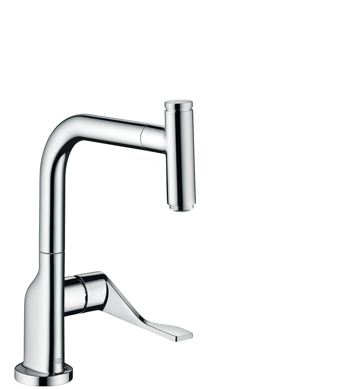 Single lever kitchen mixer Select 230 with pull-out spout, chrome, 39861000