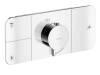 One Thermostatmodul für 3 Verbraucher Unterputz
