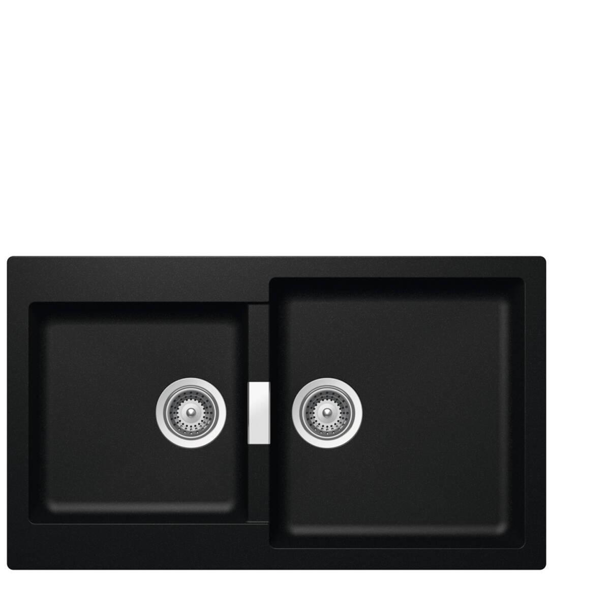 品牌垃圾处理器_雅生 水槽: AXOR made by Schock, 嵌入式水槽, 43004500