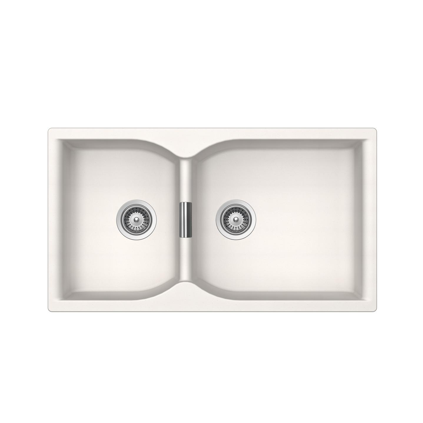 厨房垃圾处理器品牌_雅生 水槽: AXOR made by Schock, 嵌入式水槽, 43005100