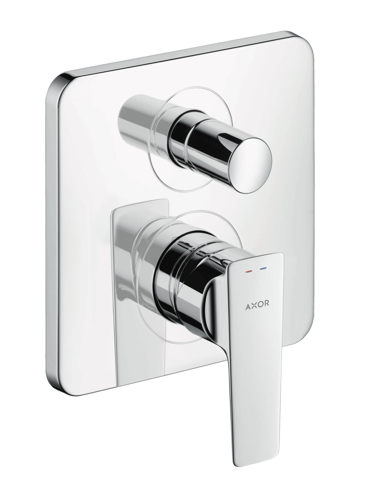 Single lever bath mixer for concealed installation, Chrome, 36455000