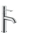 Single lever basin mixer 100 with loop handle and waste set
