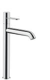 Single lever basin mixer 250 with loop handle for wash bowls and waste set