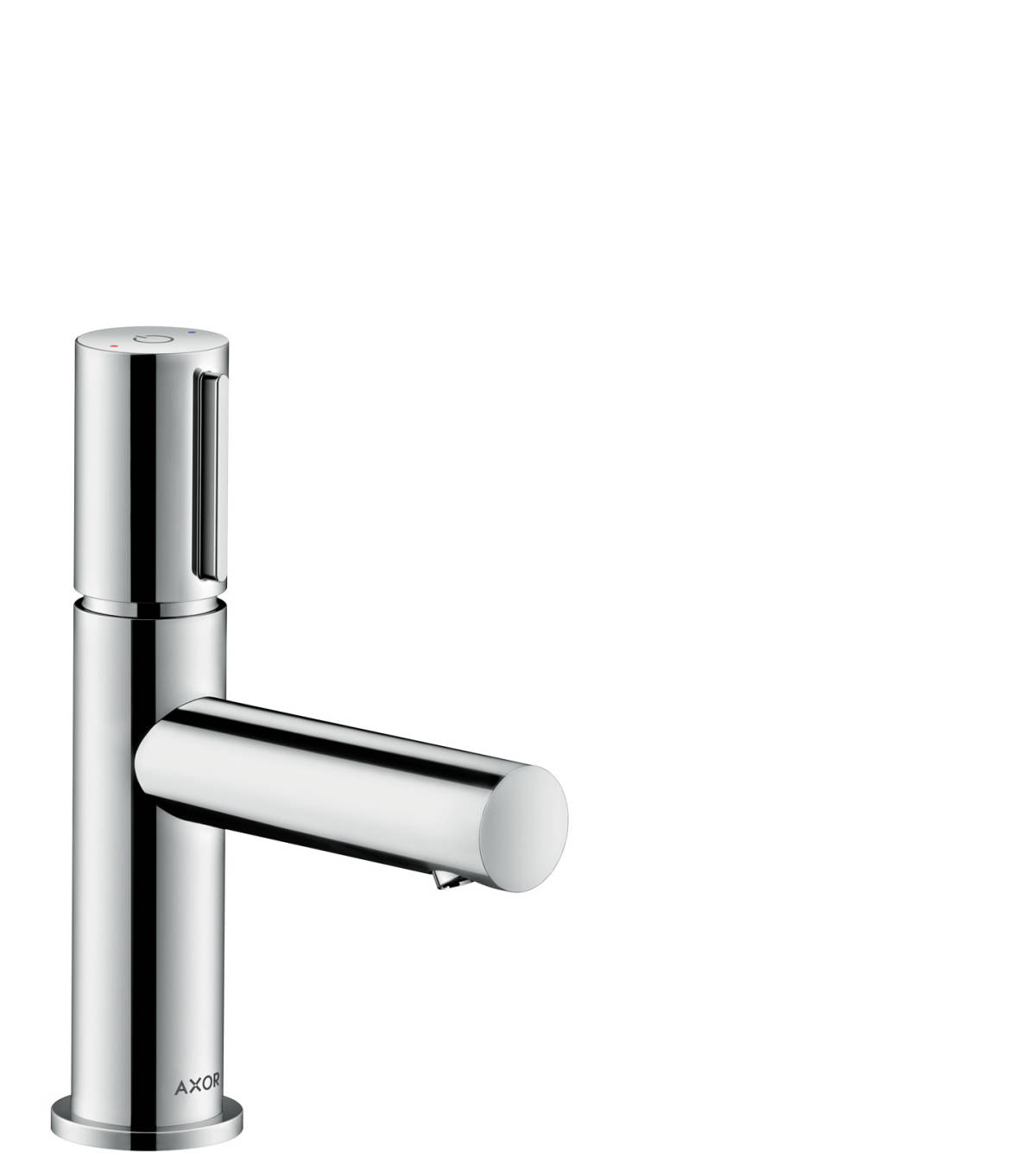 Basin mixer Select 80 with waste set, Chrome, 45015000