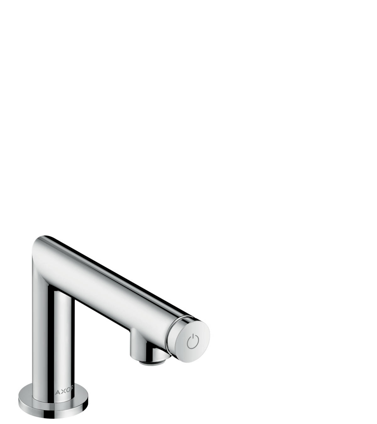 Pillar tap Select 80 without waste set, Chrome, 45130000