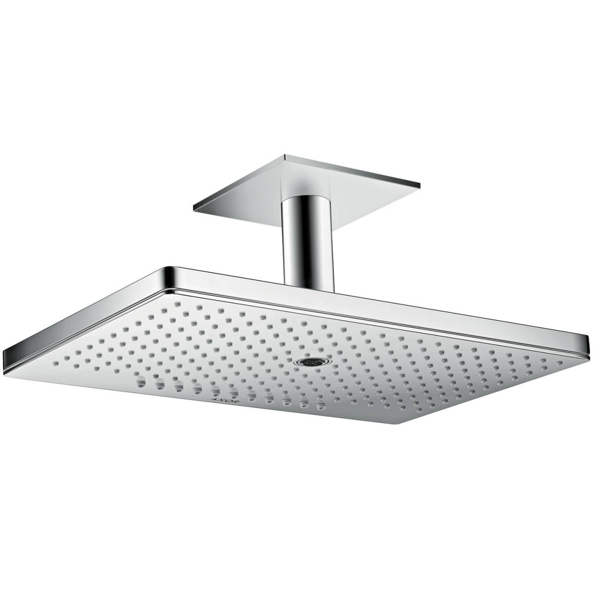 Overhead shower 460/300 3jet with ceiling connection, Chrome, 35281000
