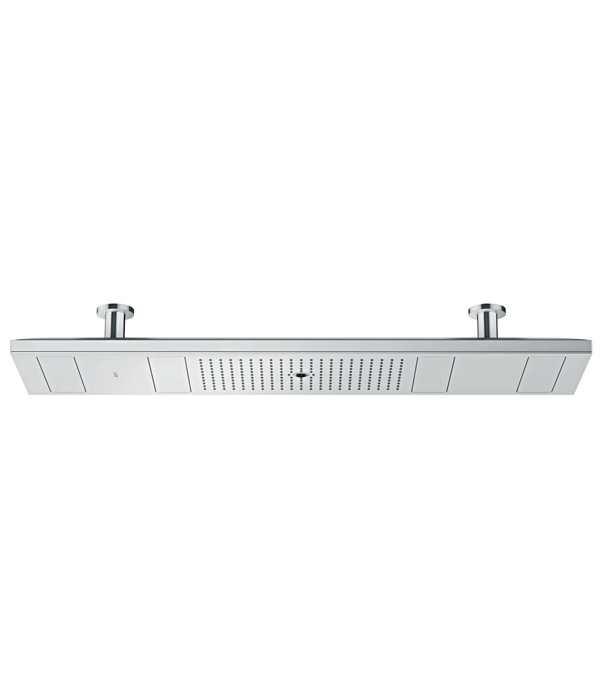 ShowerHeaven 1200/300 4jet with lighting 3500 K, Chrome, 10629000
