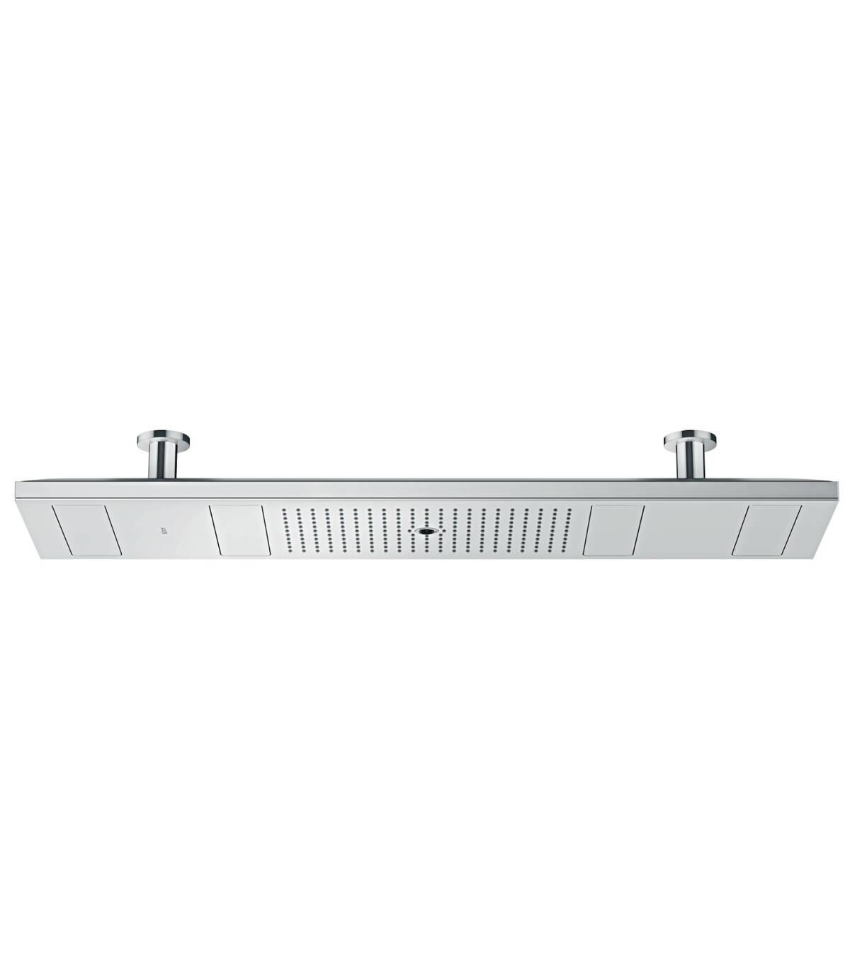 ShowerHeaven 1200/300 4jet mit Beleuchtung 3500 K, Chrom, 10629000