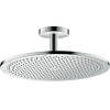 Overhead shower 350 1jet with ceiling connection