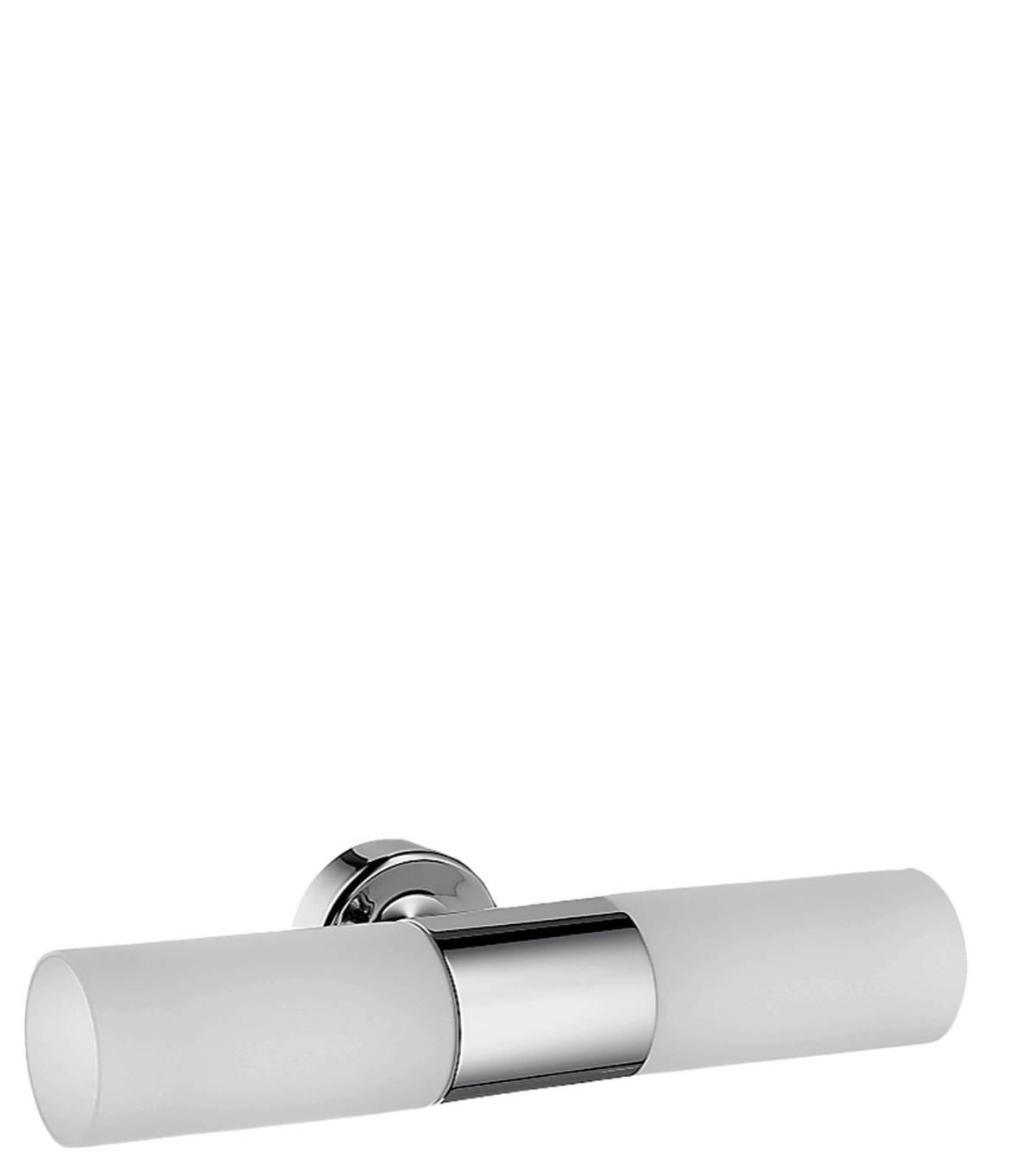 Wandlampe doppelt, Chrom, 41566000