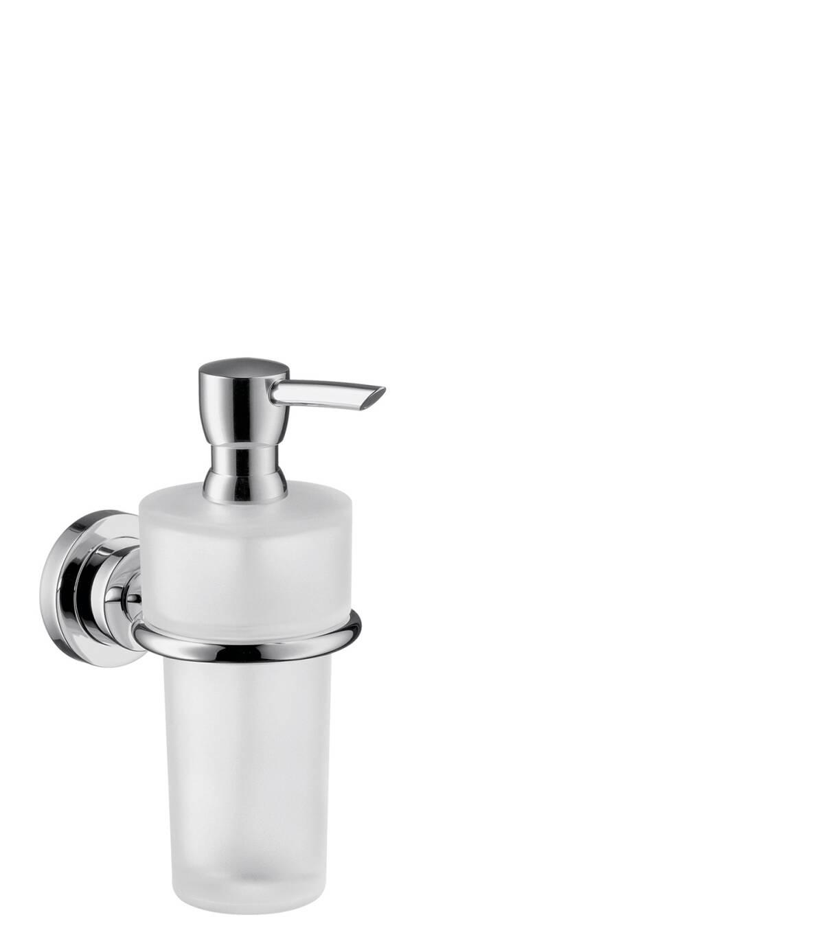 Dosificador de jabón, cromo, 41719000
