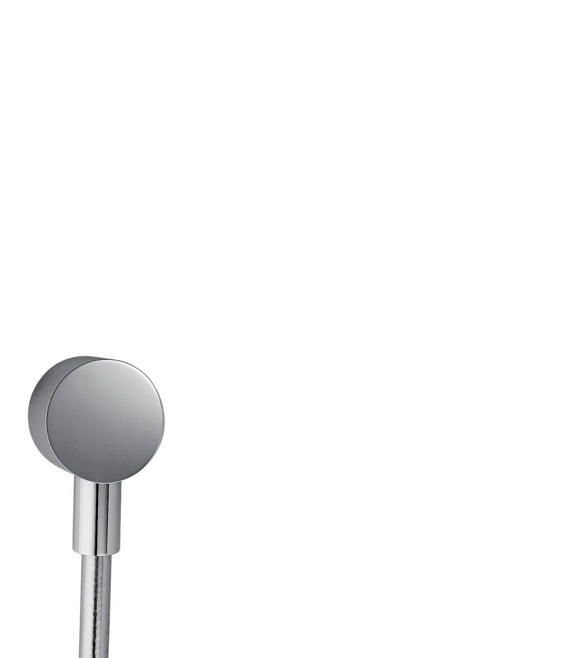 FixFit Schlauchanschluss Round, Chrom, 27451000
