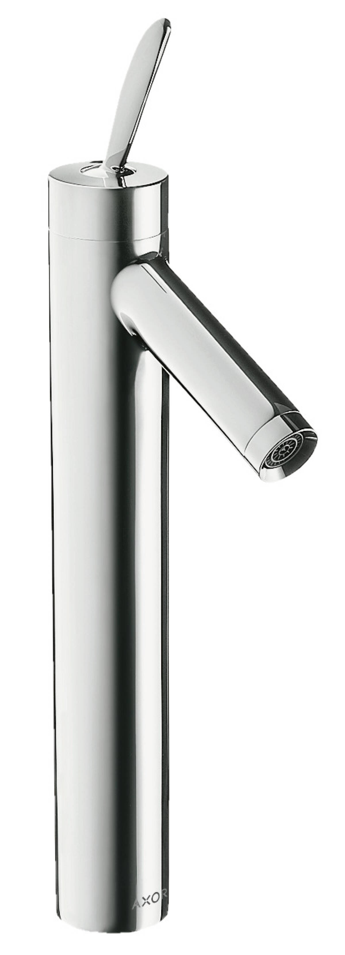 Single lever basin mixer 220 for wash bowls with waste set, Polished Gold Optic, 10028990
