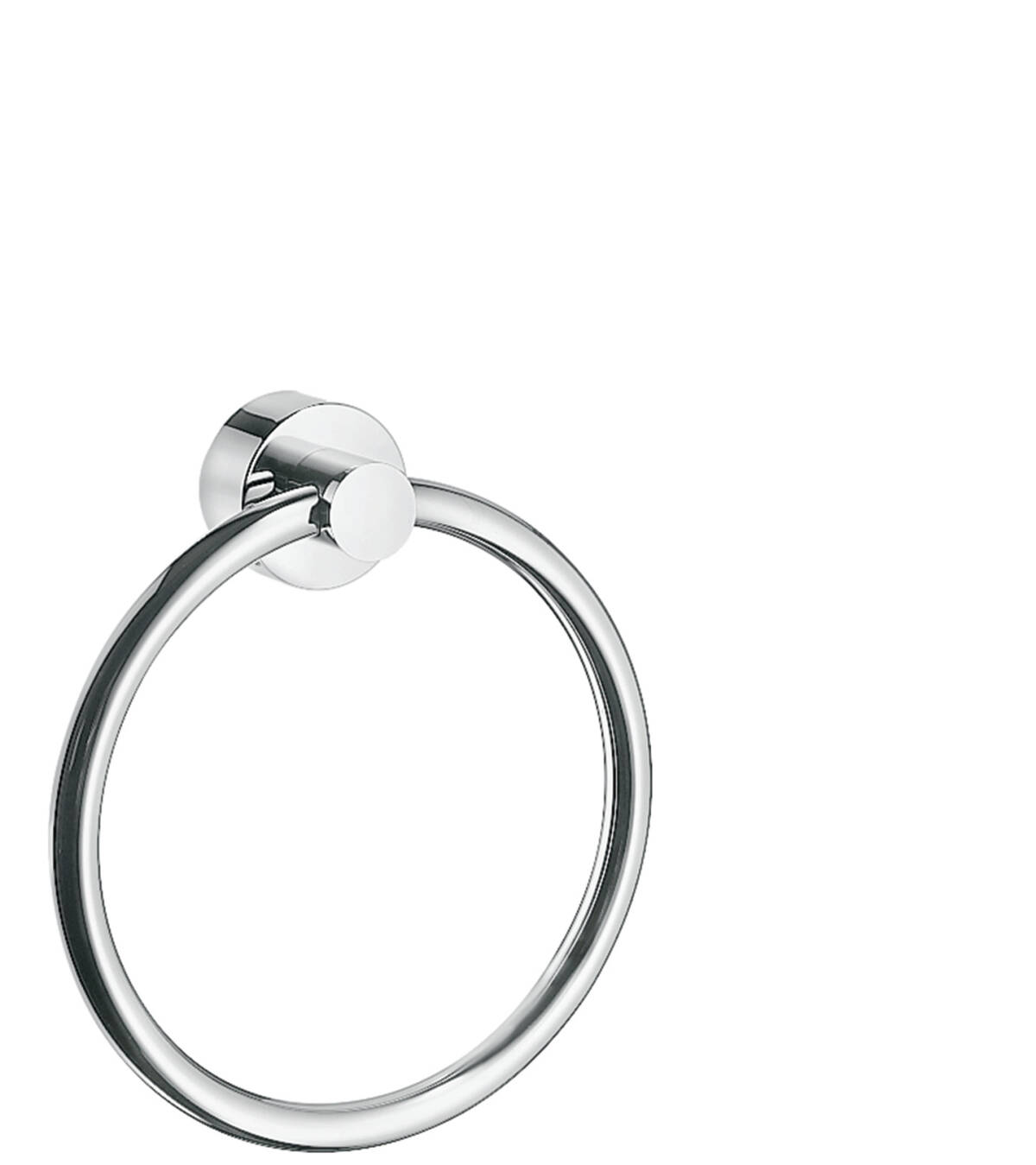 Towel ring, Brushed Gold Optic, 41521250