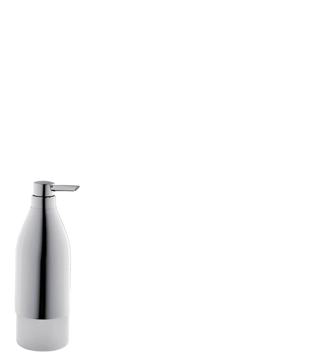 Liquid soap dispenser, Chrome, 40819000