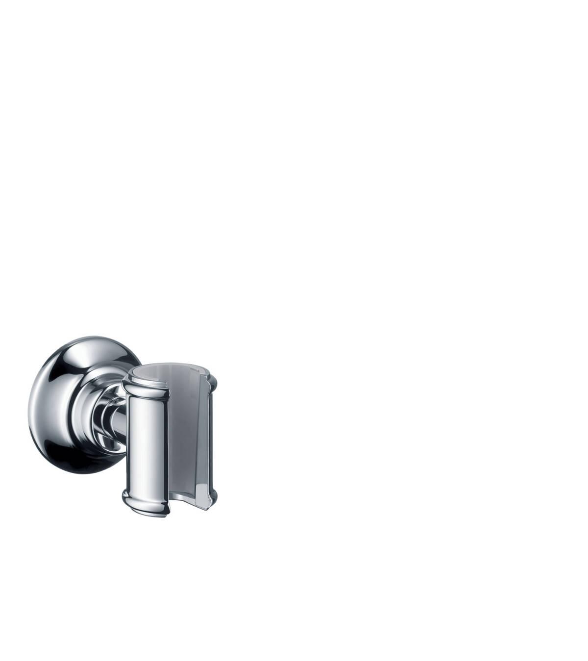 Shower holder, Chrome, 16325000