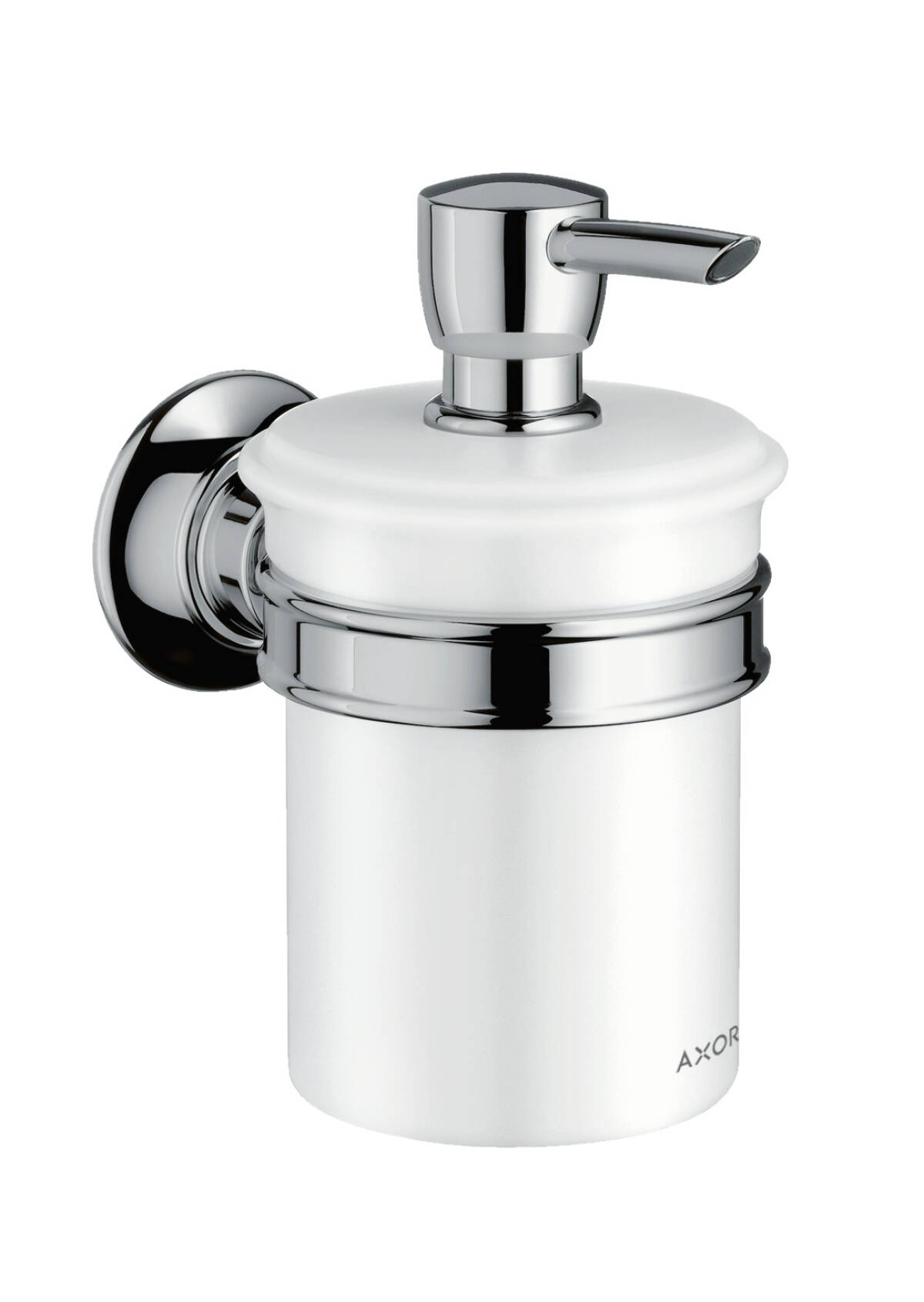 Liquid soap dispenser, Chrome, 42019000