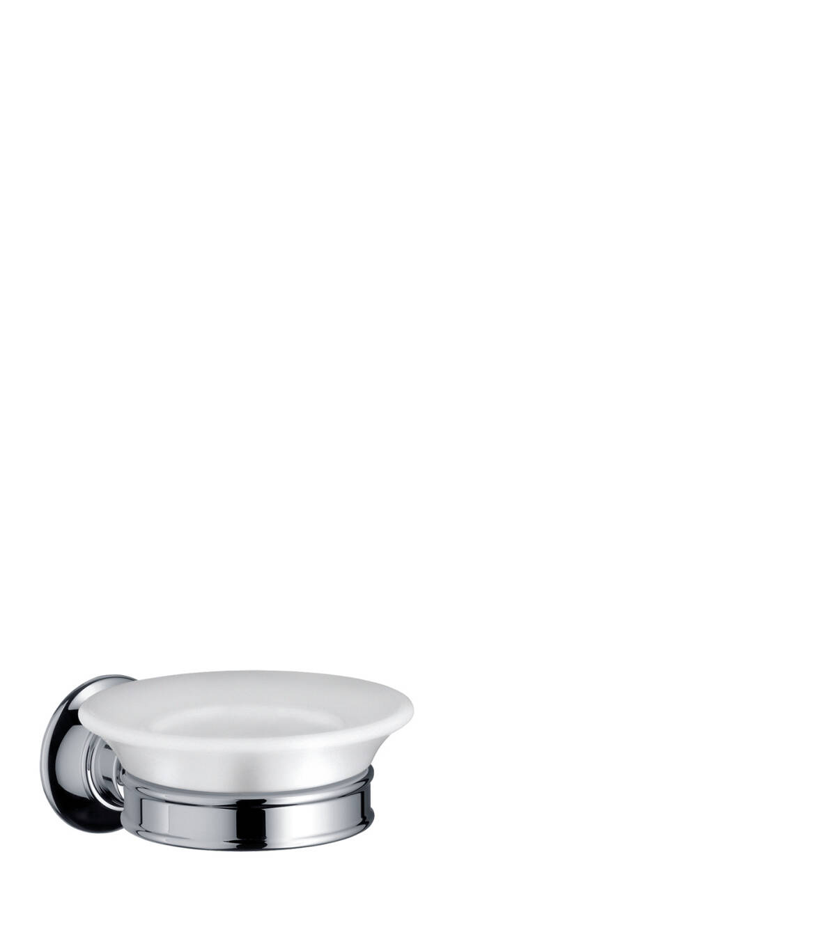 Soap dish, Chrome, 42033000