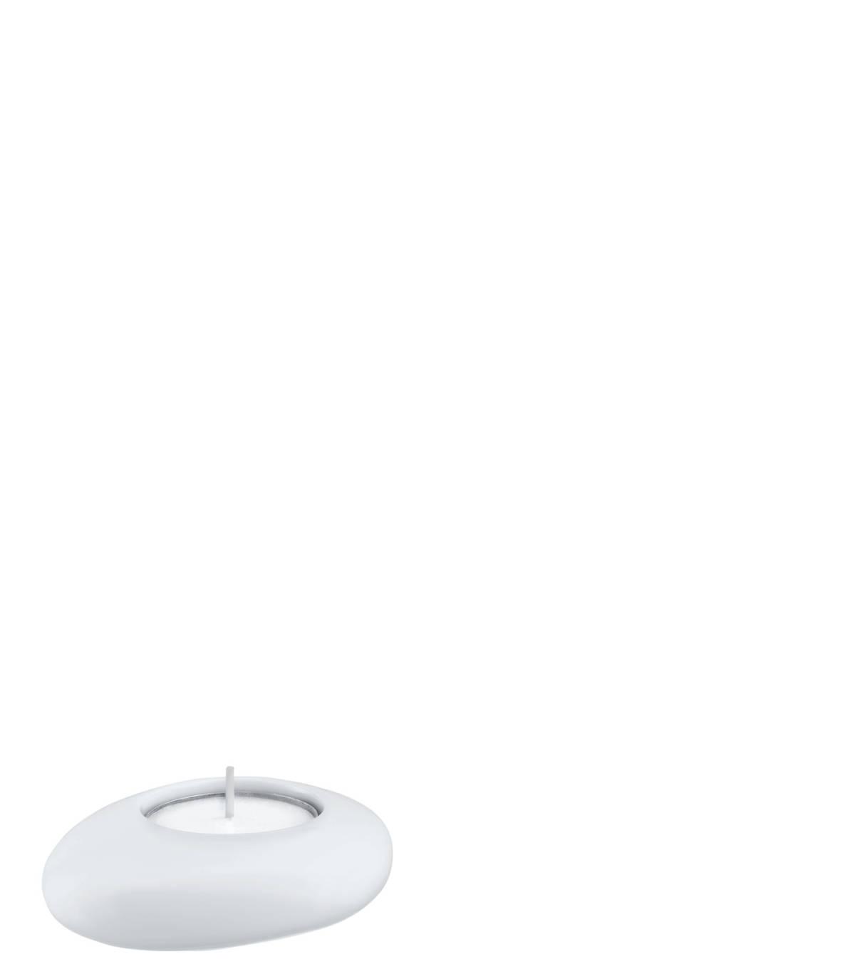 Candle holder, White, 42271000