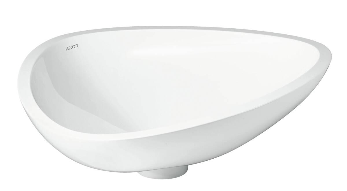 Waschschüssel 600 mm, alpinweiß, 42305000