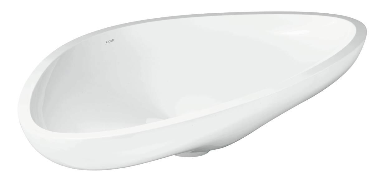 Wash bowl 800/450, White, 42300000