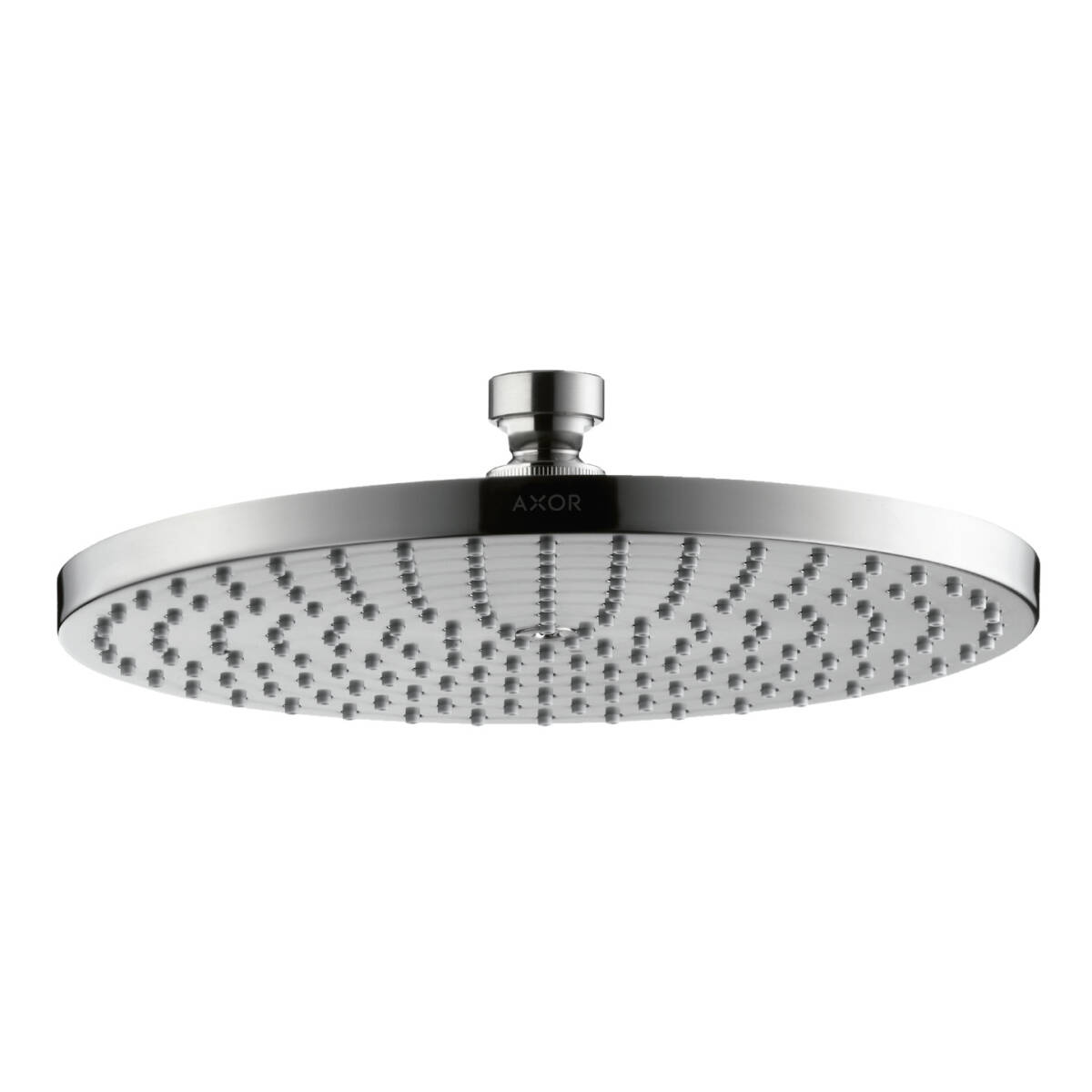 Plate overhead shower 240 1jet, Polished Gold Optic, 28494990