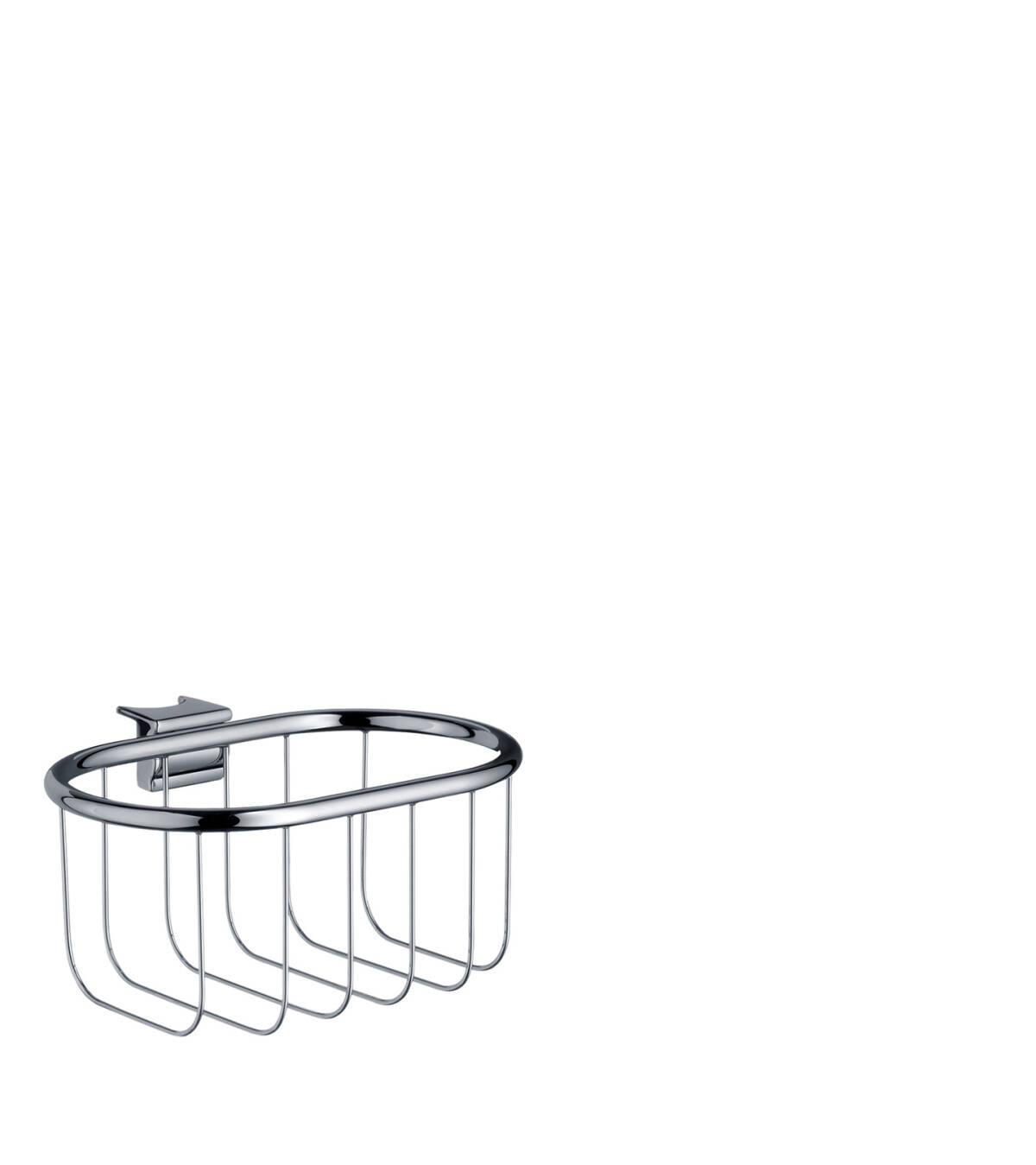 Corner basket 160/83, Chrome, 42066000